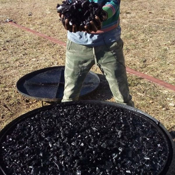 Farm4Trade-Using biochar in animal feeding to reduce greenhouse gasses emission