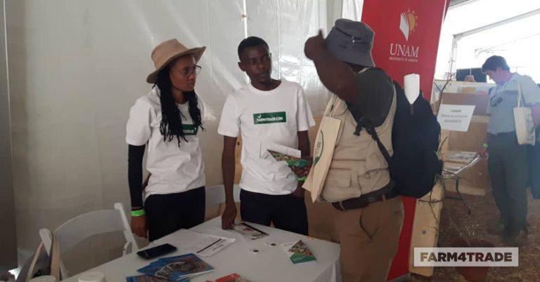 Farm4Trade Namibia Biomass Technology Expo 2019-1